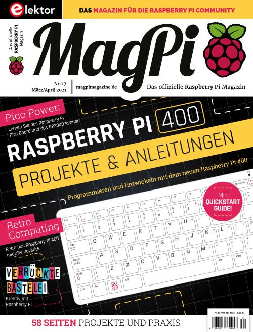 MagPi PDF Archiv 2016-2019