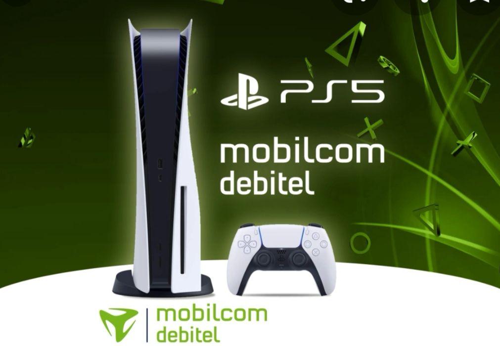 Ps5 (Disk Version) mit 24 Monaten PS Plus bei Debitel mit Vertrag