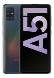 Samsung Galaxy A51 im O2 SuperSelect (6GB LTE 50Mbit, Allnet/SMS, VoLTE / VoWiFi) 9,99€/M. + 49€ ZZ im Telefonica Netz
