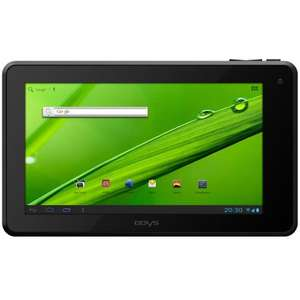 Odys Neo X 7 17,8 cm (7 Zoll) Tablet-PC (TFT Touchpanel, 1.2 GHz Cortex A 8, 8 GB HDD, WLAN, HDMI, Android 4.0.3) schwarz @ Amazon