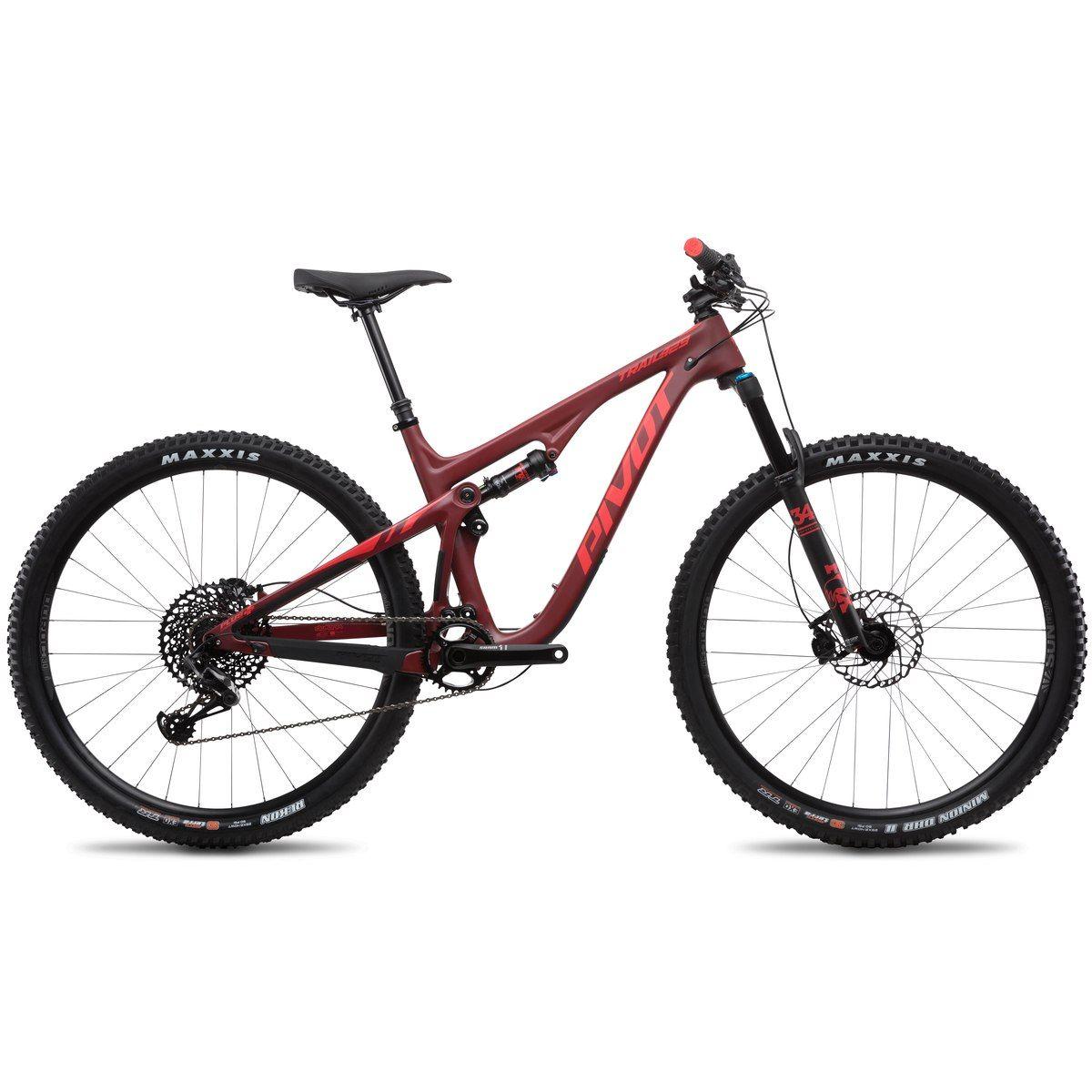 Pivot Trail 429 Race X01 Carbon