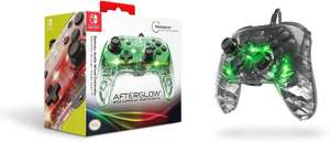 PDP Afterglow-Controller mit Kabel (Xbox-Layout, LED-Beleuchtung, offiziell lizenziert) [Nintendo Switch]