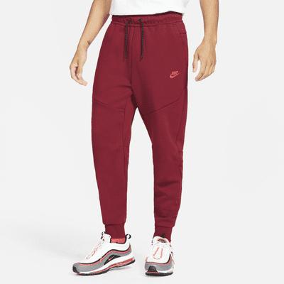 """Nike Tech Fleece Herren ,,Team Red"""""""