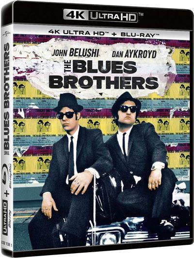 The Blues Brothers [4K Ultra HD + Blu-ray] (beides inkl. deutscher Tonspur) statt Vorbestellung