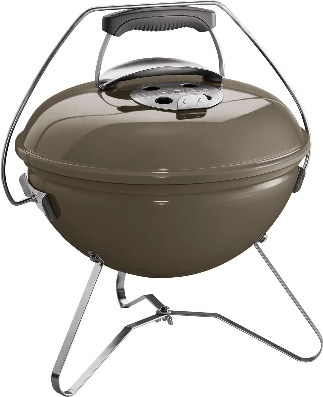 Weber Smokey Joe Premium Ø 37 cm Smoke in grau o. grün für 65€ [Müller]