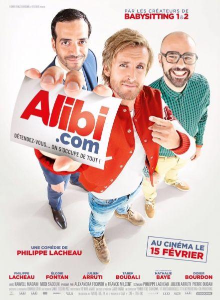 «Alibi.com» (IMDb 6,5 – RT 67%) kostenlos im Stream [ZDF Mediathek]