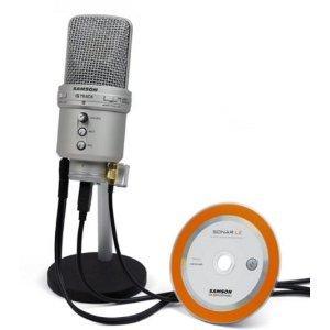 Samson G-Track GM1U für 90€ @Amazon.de - Mikrofon für Podcaster/Youtuber