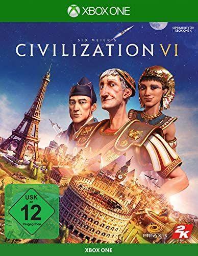 Sid Meier's Civilization VI(Xbox One) [Amazon Prime]