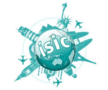 ISIC - Rabattkarte für alle unter 31