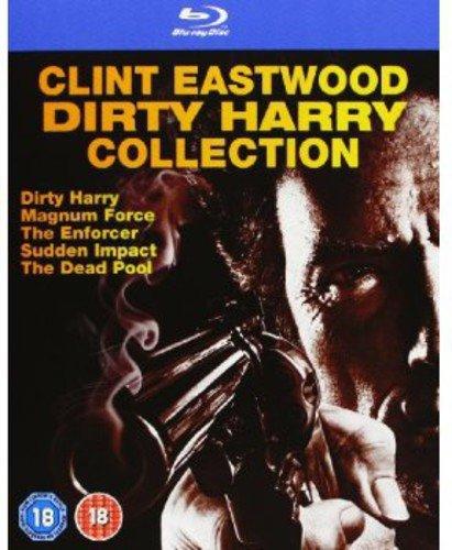 [amazon.de Prime] Clint Eastwood Dirty Harry Collection 1-5 Blu-ray inkl. deutscher Tonspur