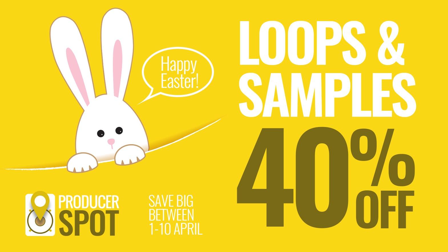 [Samples] Producer Spot Easter Sale