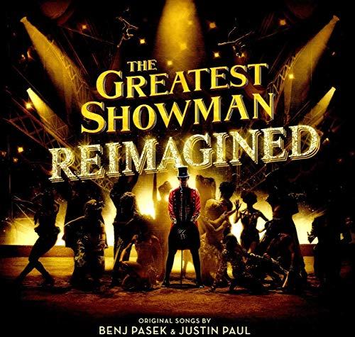 The Greatest Showman: Reimagined - Vinyl [Prime, sonst +3€], Schallplatte, LP