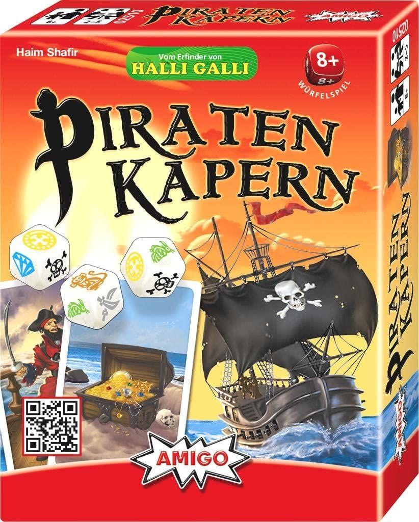 [Prime] Amigo 02510 - Piraten Kapern (BGG 6,4)