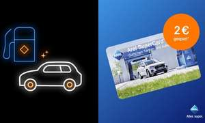 GROUPON Aral SuperCard Automotive 42€ fuer 40€