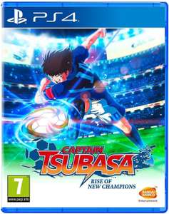 Captain Tsubasa: Rise of New Champions (PS4) [Amazon.co.uk]