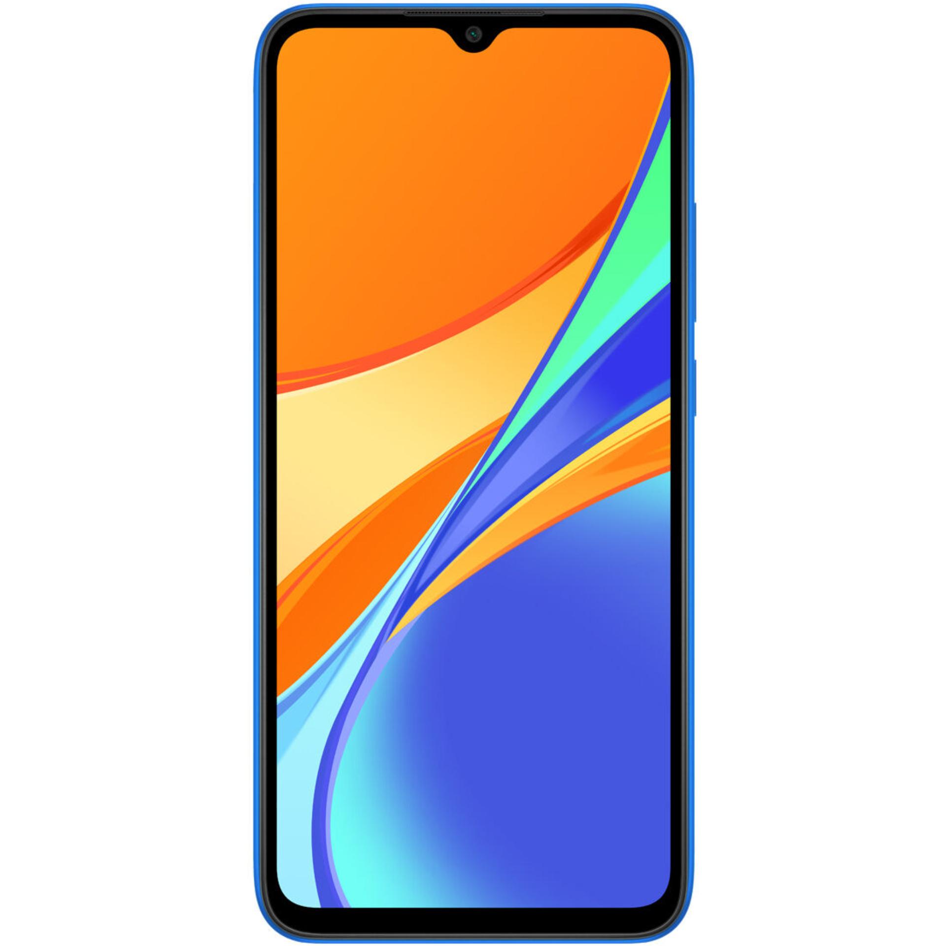 "Xiaomi Redmi 9C 64/3GB (Helio G35, 6.53"" HD Display, 5000mAh Akku, 13MP Triple Kamera, Klinke, Fingerabdruck, MicroSD Slot, 196 Gramm)"