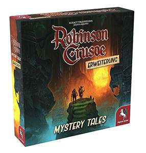 [AMAZON PRIME] Robinson Crusoe: Mystery Tales (Erweiterung)