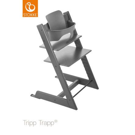 Stokke Tripp Trapp Hochstuhl + Babyset + Tray (Tisch) (Babymarkt)