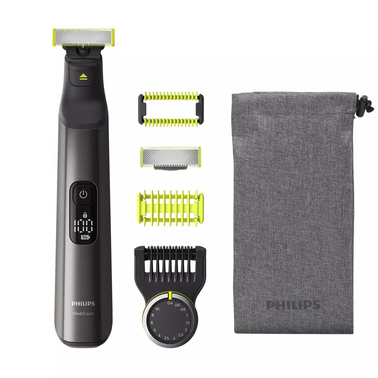 Philips OneBlade Pro Face + Body für 69,99€ mit 10 € Newslettergutschein