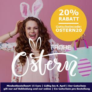 [Outfits24.de] 20% GS mit 15€ MBW auf Bekleidung