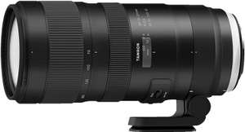 Tamron SP 70-200mm F2.8 Di VC USD G2 Objektiv für Nikon F-Mount // Canon EF-Mount
