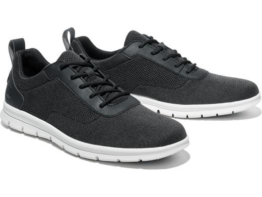 Timberland Graydon Sneakers Gr. 40-49! Schwarz/Weiß/Navy