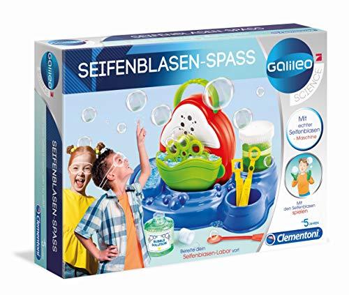 Galileo Science Seifenblasen-Spaß, Experimentierkasten für Kinder ab 5 Jahren