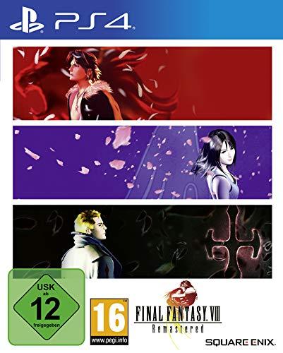 Final Fantasy VIII Remastered (PS4) bei Amazon, Saturn oder Media Markt für 15,49€