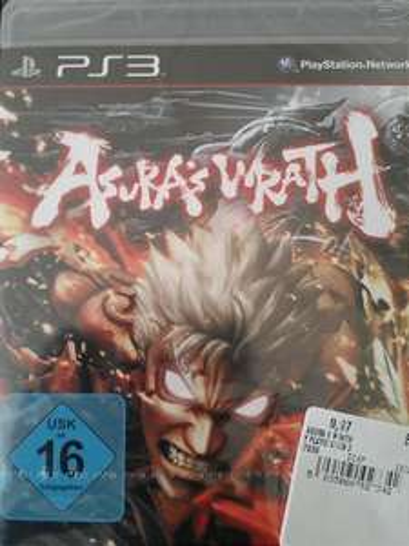 [lokal Saarbrücken] Asura's Wrath PS3 / Xbox im Saturn
