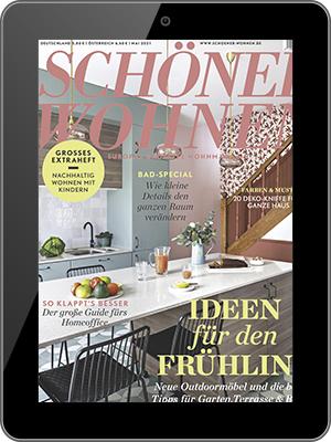 Div. Zeitschriftenabos 12 Mon.: Schöner Wohnen digital, Monopol digital u. Bild + Funk print, mind. 52% Rabatt - print/digital