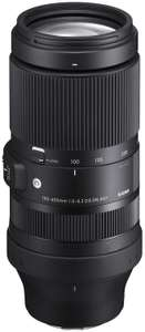 Sigma 100-400mm F5-6.3 DG DN OS Contemporary Objektiv für L-Mount