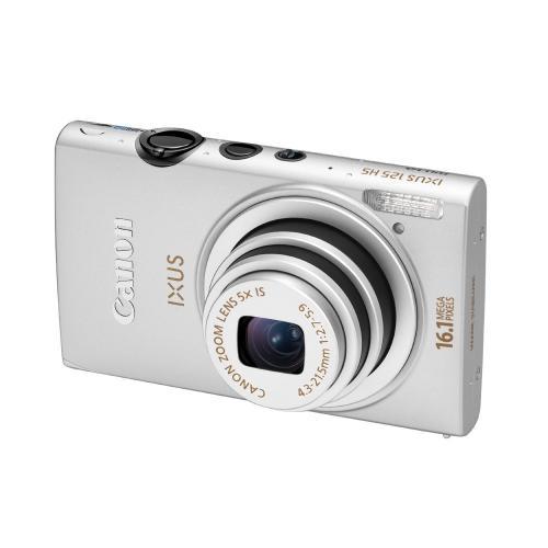 Canon IXUS 125 HS Digitalkamera 16 Megapixel in verschiedenen Farben für nur 120€ inkl. Versand bei Amazon (Idealo: 143€) - 23€ Ersparnis
