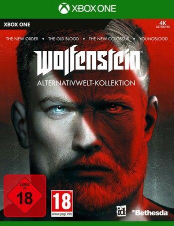 [Lokal Expert Langenhagen] Wolfenstein: Alternativwelt-Kollektion(Xbox One)