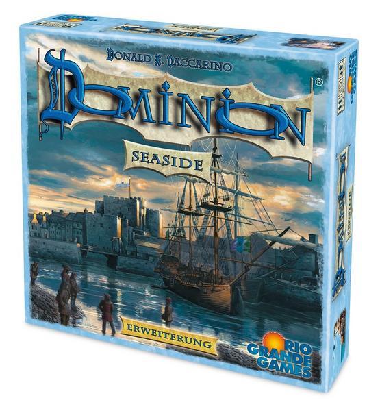 [bol.de] Dominion Seaside Erweiterung | Kartenspiel / Gesellschaftsspiel | Vorbestellbar mit Preisgarantie
