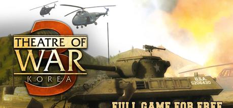 [Indiegala] Strategiespiel Theatre of War 3: Korea kostenlos (Windows PC)