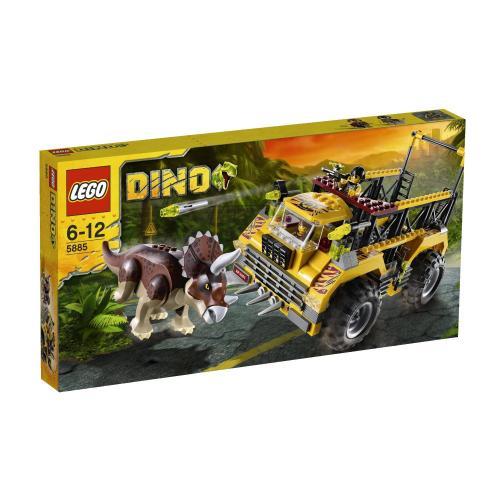 Lego™ - Dino: Begegnung mit dem Triceratops (5885) ab €24,95 [@Galeria-Kaufhof.de]