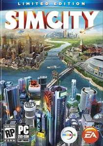 Sim City 5 normal und Limited Edition