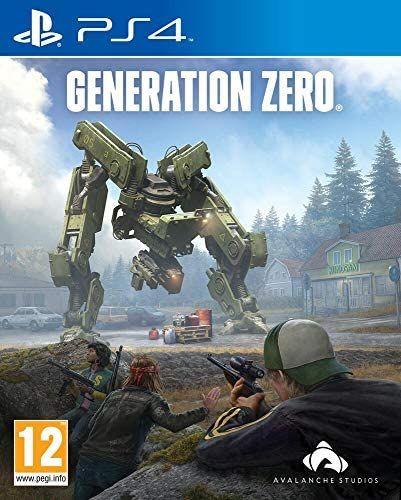 Generation Zero(PS4) [Amazon.es]