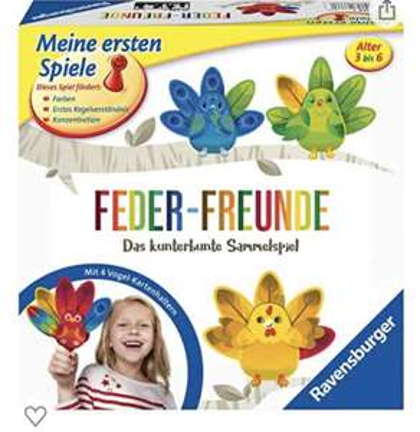 Ravensburger: Feder-Freunde
