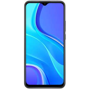 "Xiaomi Redmi 9 64/4GB (Helio G80, 6.53"" FHD Display, NFC: Google Pay, 5020mAh Akku, 13MP Quad Kamera, Triple Slot, 198 Gramm)"