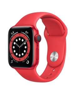 Apple Watch S6 Alu 40mm Cellular Rot PRODUCTRED
