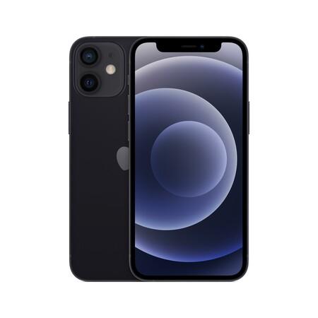 iPhone 12 Mini 64GB schwarz im Telekom Magenta Mobil S Young mit 120 € Cashback & Magenta1 Vorteil