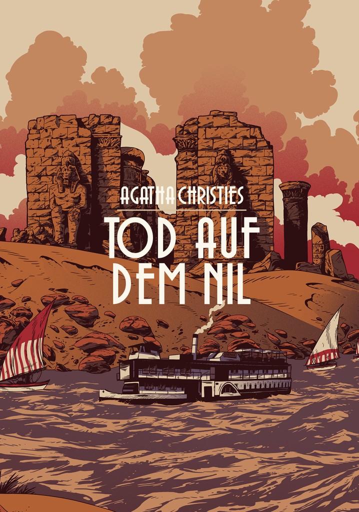 Oscarprämiert: Agatha Christies «Tod auf dem Nil» (IMDb 7,3 – RT 76%) mit Peter Ustinov kostenlos im Stream [ARD Mediathek]