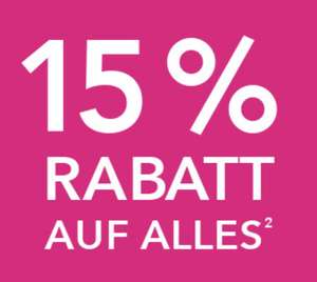 Peek & Cloppenburg Hamburg (Van Graaf) - 15% Rabatt ab 99 EUR u.a. Tommy Hilfiger, Superdry, North Face - Glamour Shopping Week