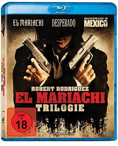 El Mariachi Blu-ray Trilogie Amazon Prime