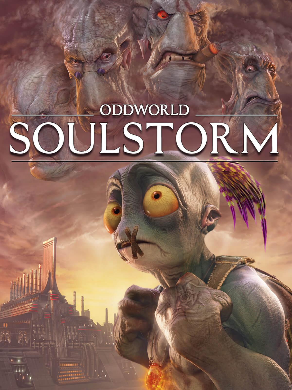 [EPIC GAMES] Oddworld: Soulstorm (Türkei VPN)
