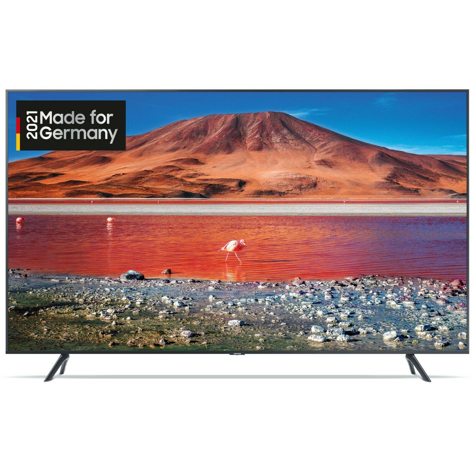 "Samsung 55""-UHD-SMART-TV GU-55TU7199 (HDR 10, Triple Tuner) [Alternate@Ebay]"