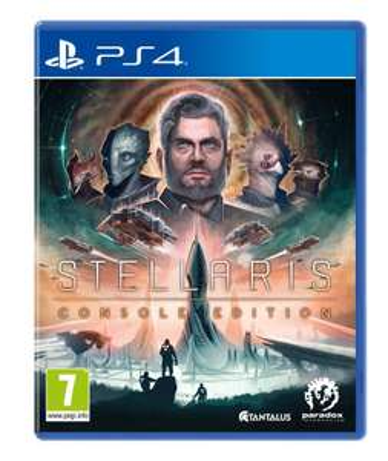 Stellaris Console Edition - PlayStation 4