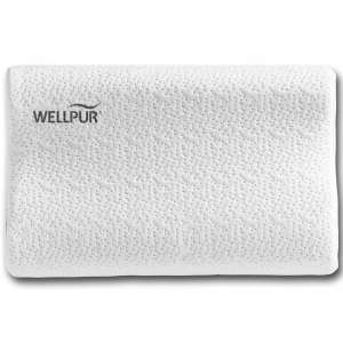 Wellpur Nackenstützkissen (47x30cm, 60% Polyester & 40% Viskose, Bezug waschbar bis 40°C)