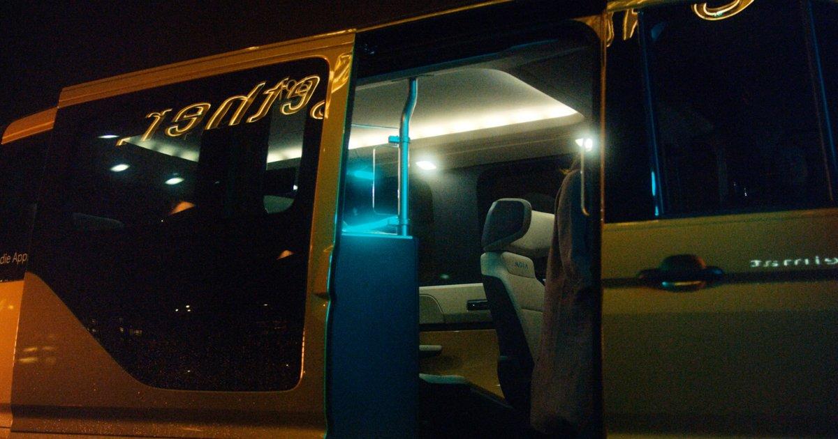[NOCHMALS Verlängert] [Lokal Hamburg] Kostenlose Moia Fahrten zwischen 00:00 Uhr - 06:00 Uhr für alle HVV Kunden